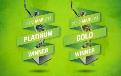 Magnolia Media Group Wins Three MarCom Awards!
